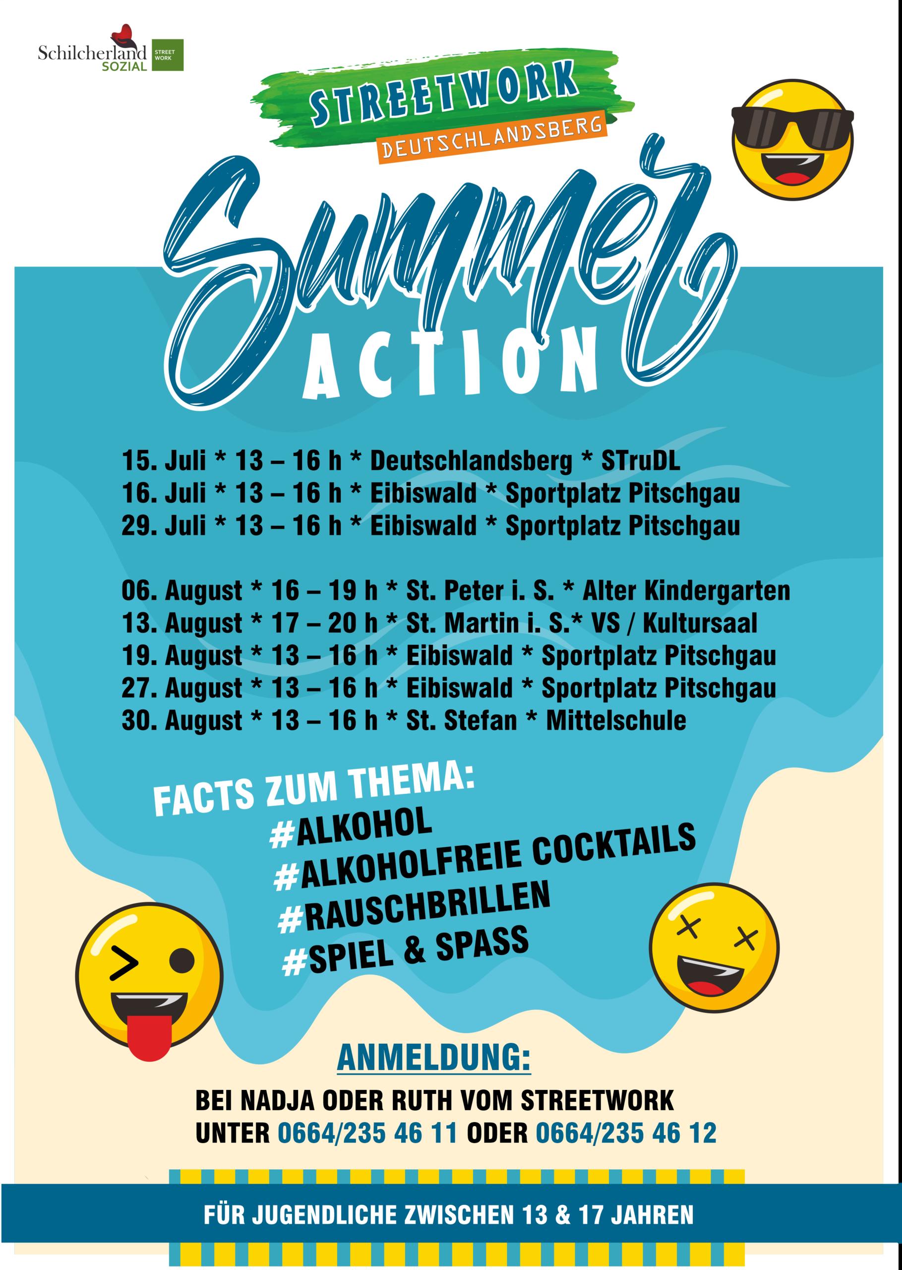 SSOA Sommerpause